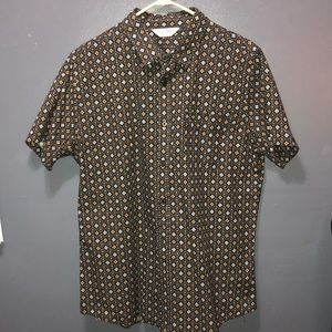 Other - Patterned Short Sleeve Shirt